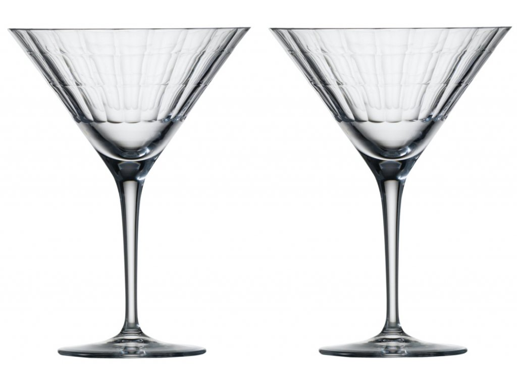 Zwiesel Glas Hommage Carat sklenice na Martini, 2 kusy