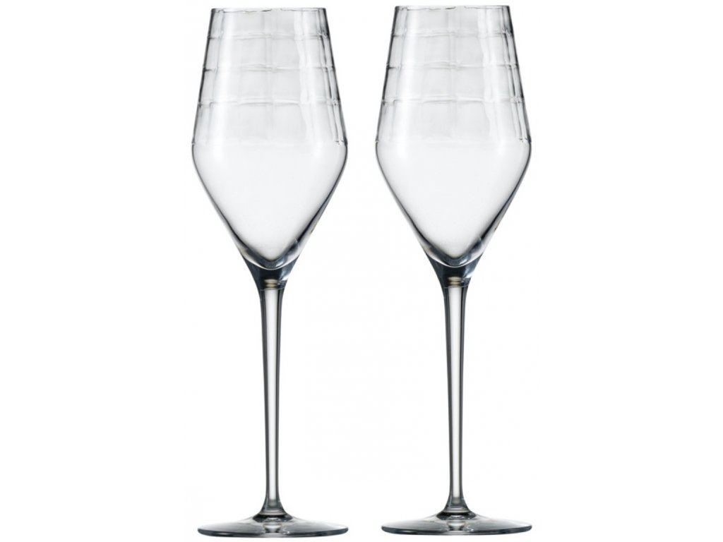 Zwiesel 1872 Hommage Carat sklenice na šampaňské, 2 kusy