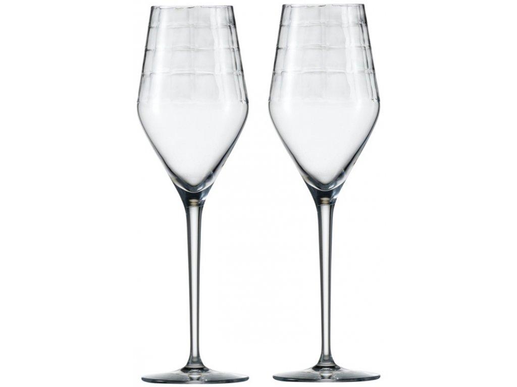 Zwiesel Glas Hommage Carat sklenice na šampaňské, 2 kusy