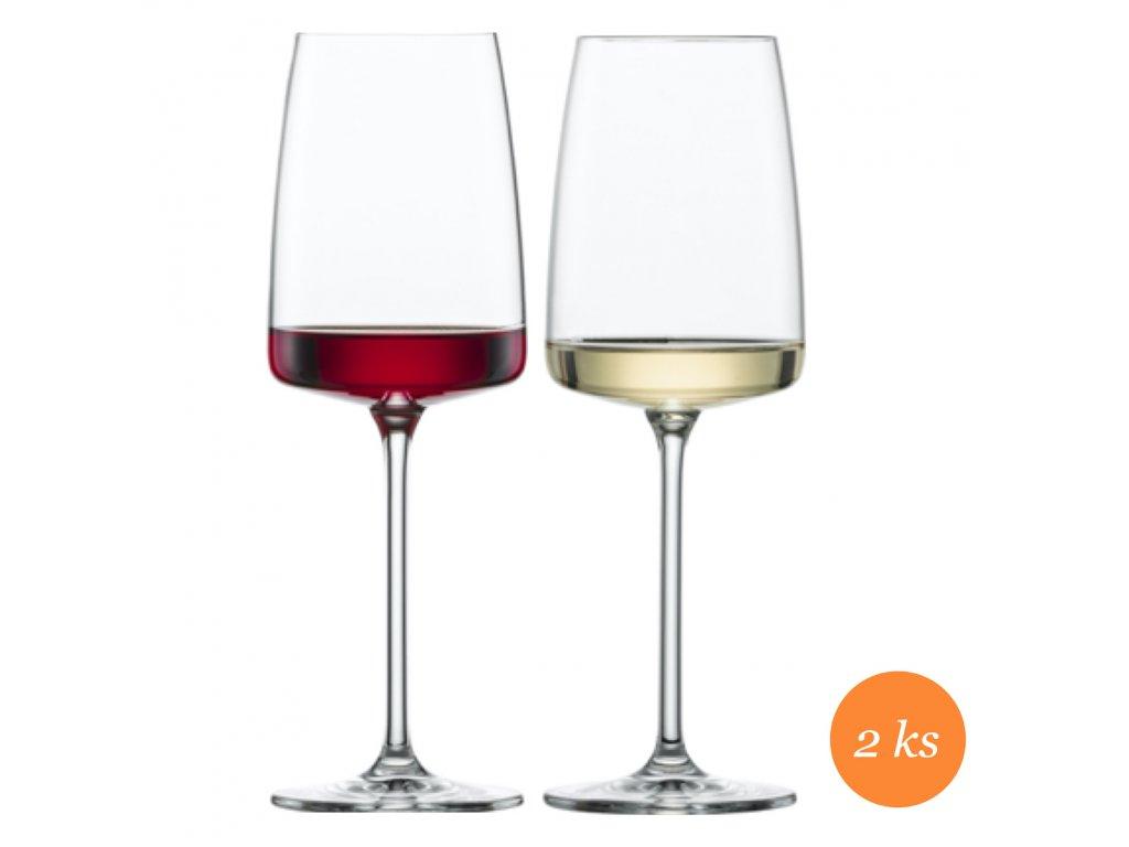 Schott Zwiesel Sensa lehké a svěží víno, 2 kusy