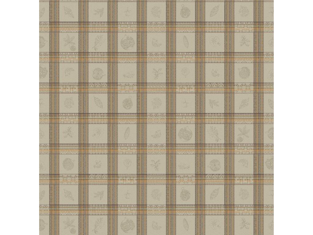 MILLE LUMIERES Boisé Metrový textil / látka šíře 180 cm