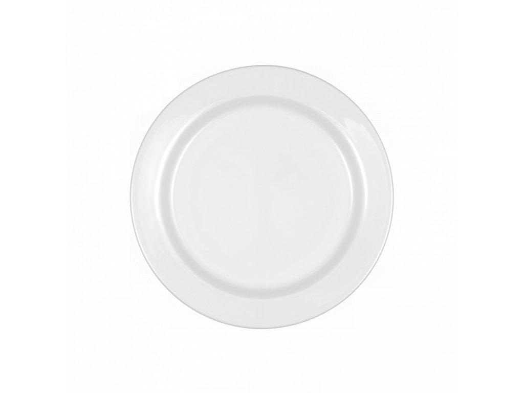 Mandarin Uni 6 Pečivový talíř s lemem 16 cm, Seltmann Weiden