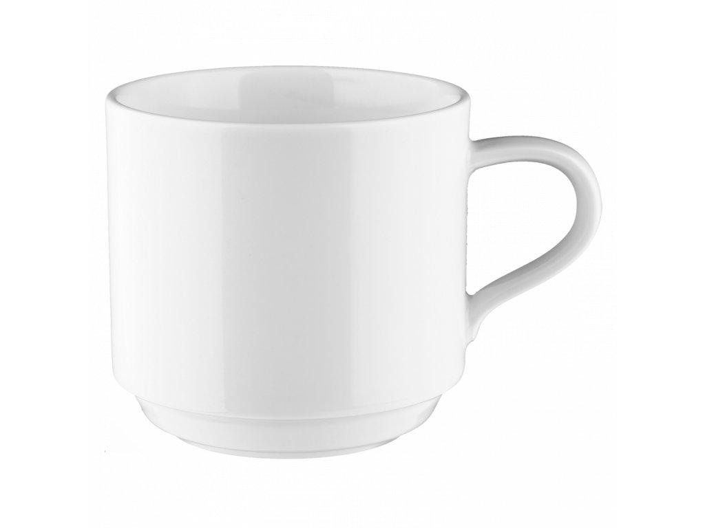 Mandarin Uni 6 Stohovatelný kávový šálek 0.25 ltr., Seltmann Weiden