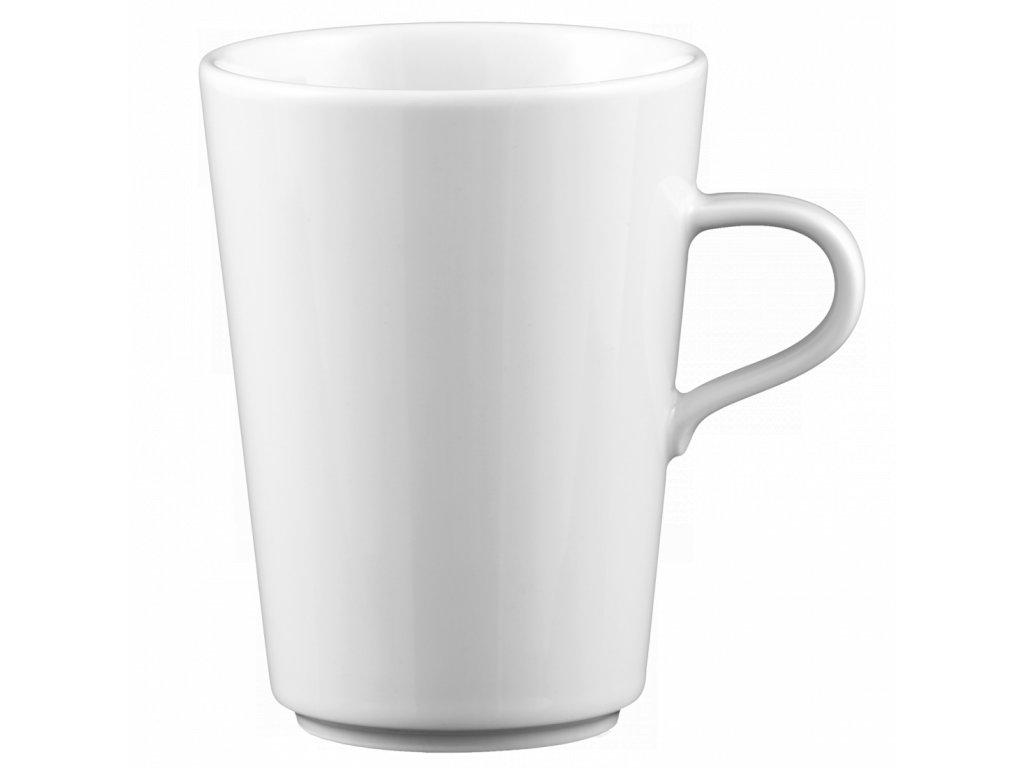 Mandarin Uni 6 Šálek na bílou kávu 0.37 ltr., Seltmann Weiden
