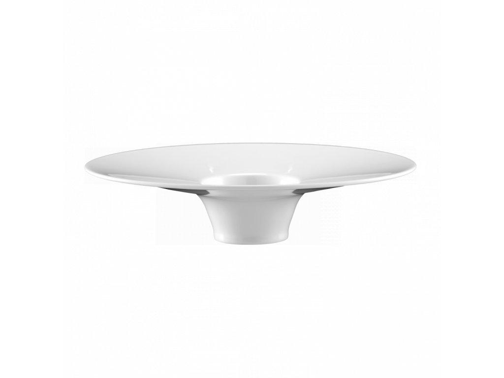Mandarin Uni 6 Oválný hluboký party talíř 22 cm, Seltmann Weiden