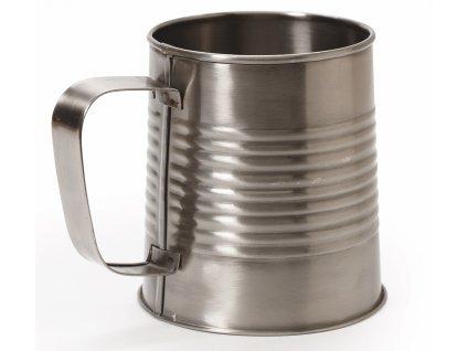 GET Copper Drinkware Hrnek z nerezové oceli s držadlem
