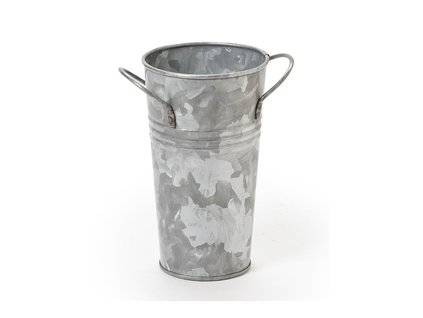 GET Galvanized Serveware Pozinkovaný kbelík na led s rukojetí
