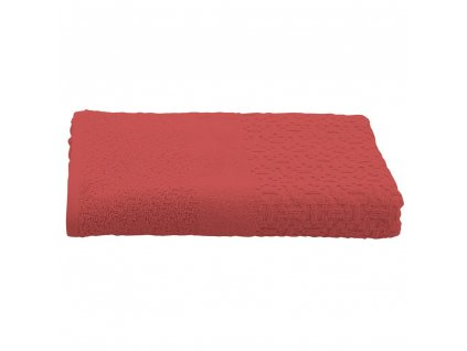 OSLO rezavě červený ručník, Garnier Thiebaut