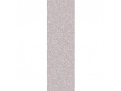 MILLE CHARMES Rose Fumé Běhoun 55 x 180 cm