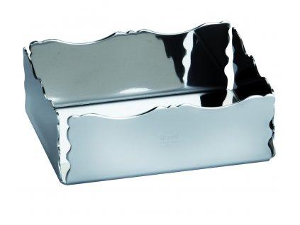 DOLCE VITA Stojan na balený cukr / vizitky 10,5X7,2cm, Mepra