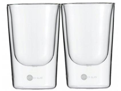 Jenaer Glas Hot´n Cool Primo sklenice L na kávu a čaj, 2 kusy