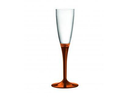 POLYCARBONATO Flétna na šampaňské 22,7 cm, Mepra
