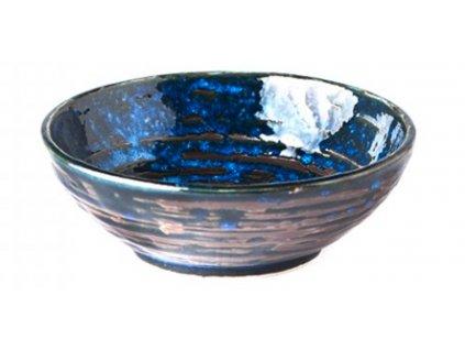 Made In Japan Copper Swirl Miska na rýži 13 cm