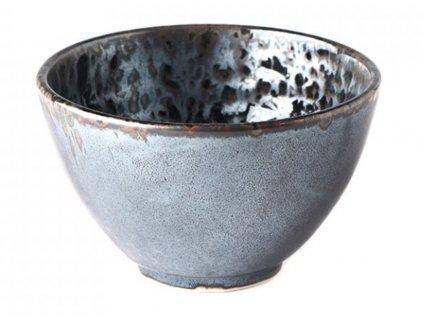 Made In Japan Black Pearl Miska na rýži 13 cm