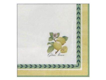 Villeroy & Boch French Garden Papírové ubrousky velké 33x33 cm