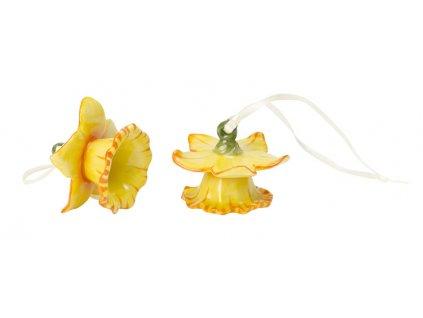 Villeroy & Boch Mini Flower Bells Narcis, sada 2 kusů