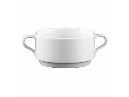 Mandarin Uni 6 Stohovatelný polévkový šálek 0.27 ltr., Seltmann Weiden