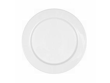 Mandarin Uni 6 Mělký talíř s lemem 28 cm, Seltmann Weiden