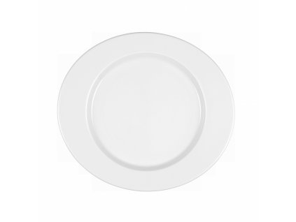 Mandarin Uni 6 Oválný mělký talíř s lemem 30 cm, Seltmann Weiden