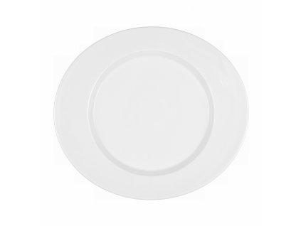 Mandarin Uni 6 Oválný mělký talíř s lemem 34 cm, Seltmann Weiden