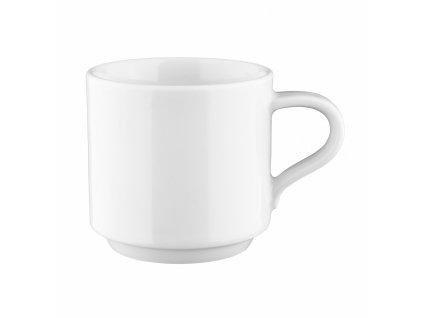 Mandarin Uni 6 Stohovatelný espresso šálek 0.09 ltr., Seltmann Weiden