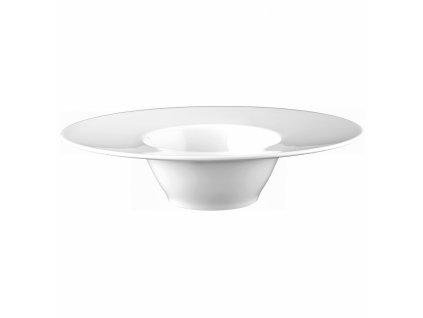 Mandarin Uni 6 Oválný hluboký party talíř 25 cm, Seltmann Weiden