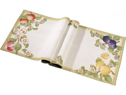 Villeroy & Boch Textil Accessories French Garden Gobelínový běhoun 50x150 cm