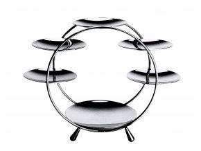 GIOTTO Kruhový stojan se 2 průměry talířů, Mepra