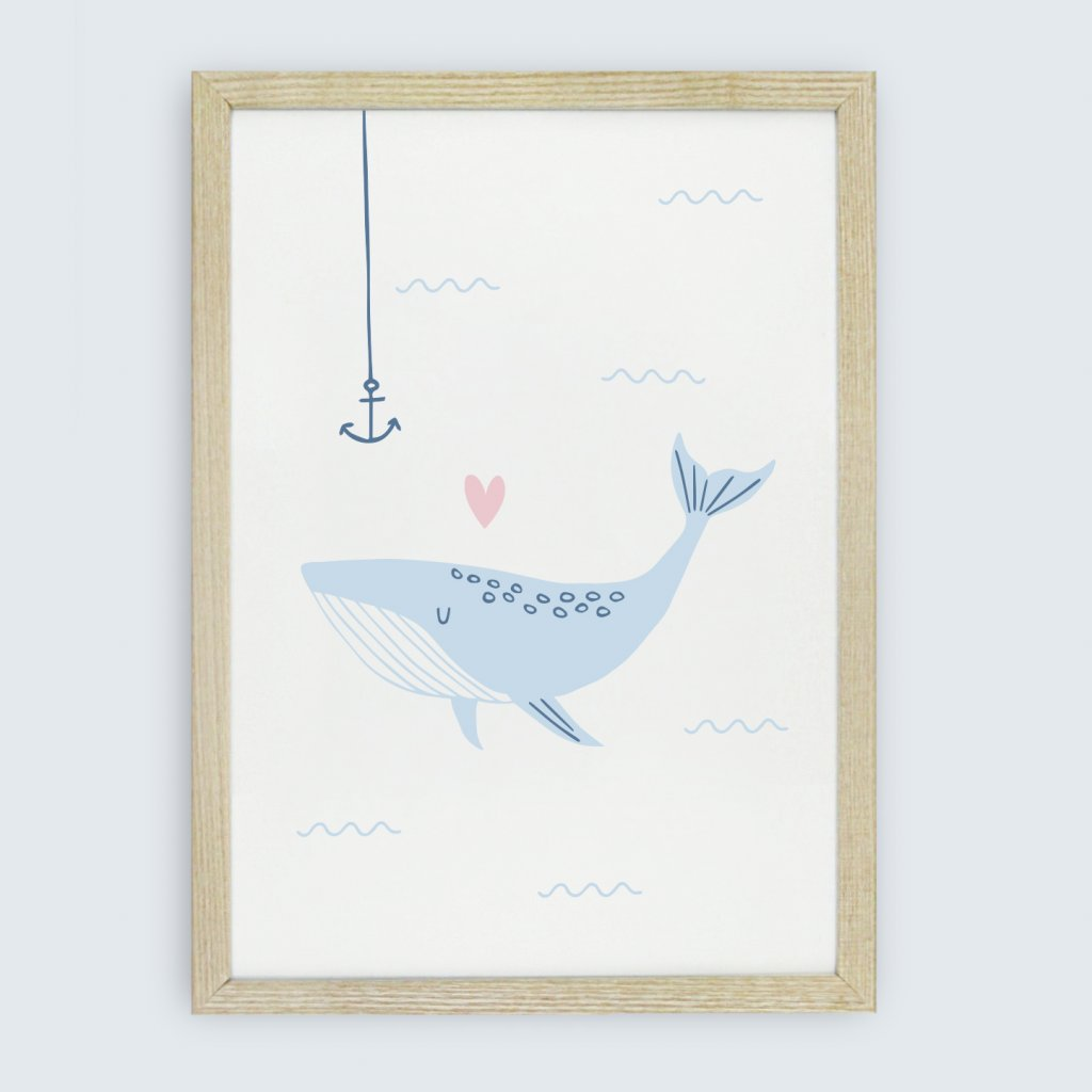 velryba obraz