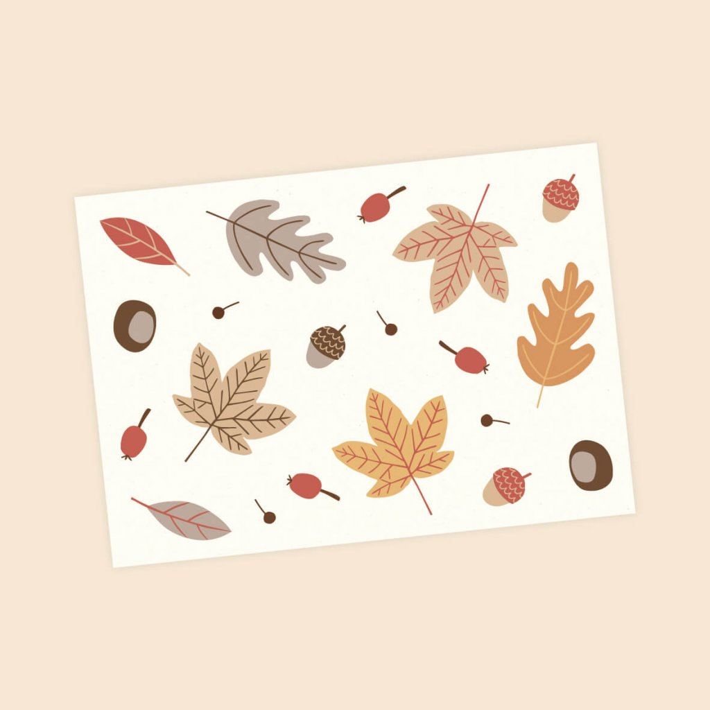 podzimni pohled