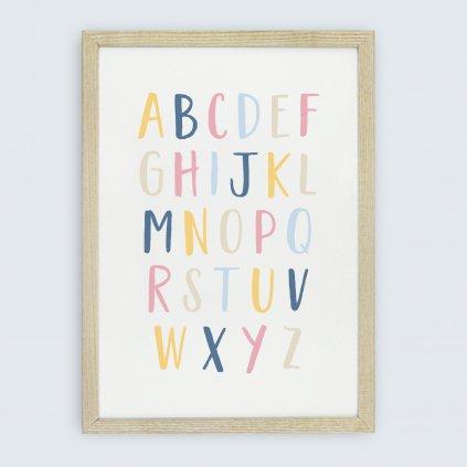 tisk k zaramovani abeceda