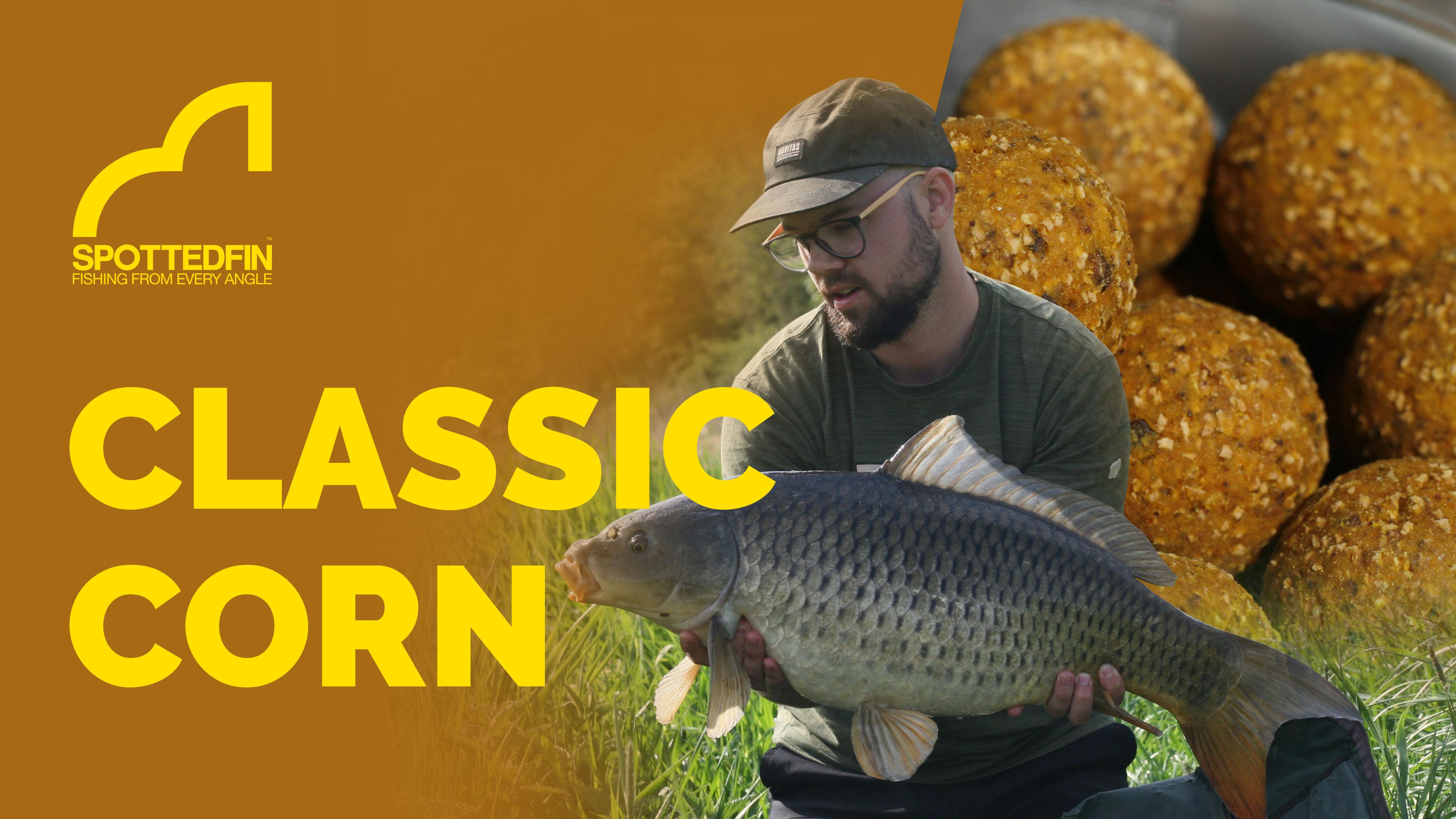 Spotted Fin - řada Classic Corn