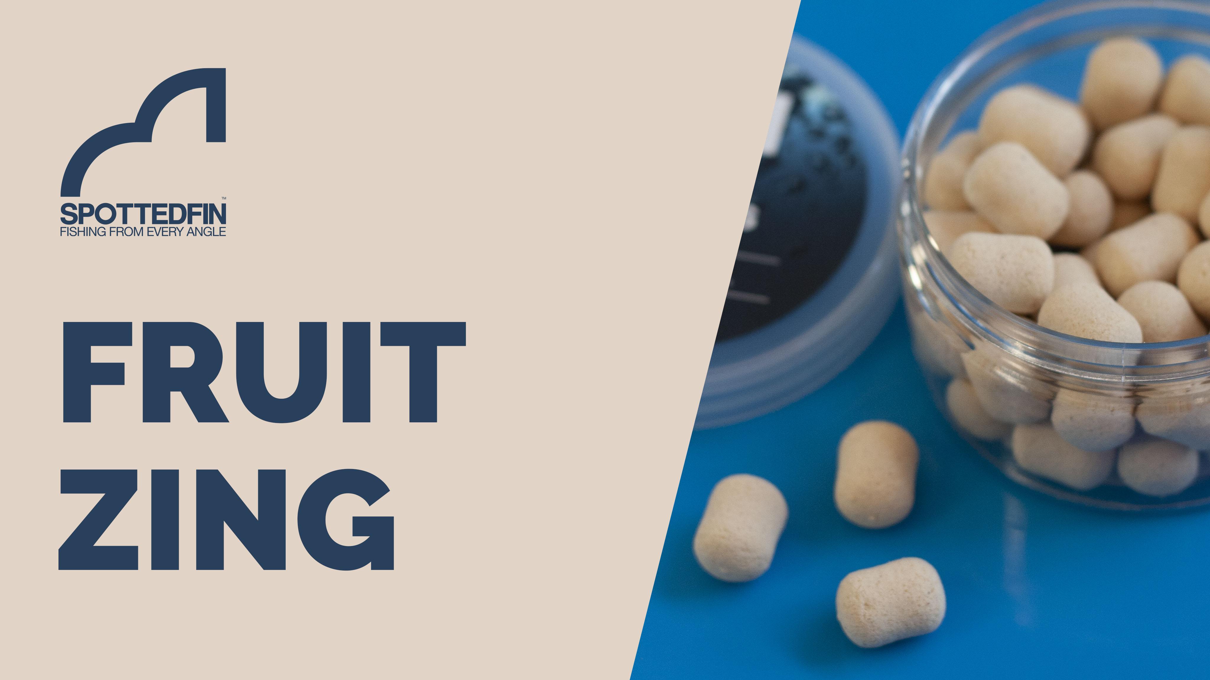 Spotted Fin - Produkty Fruit Zing
