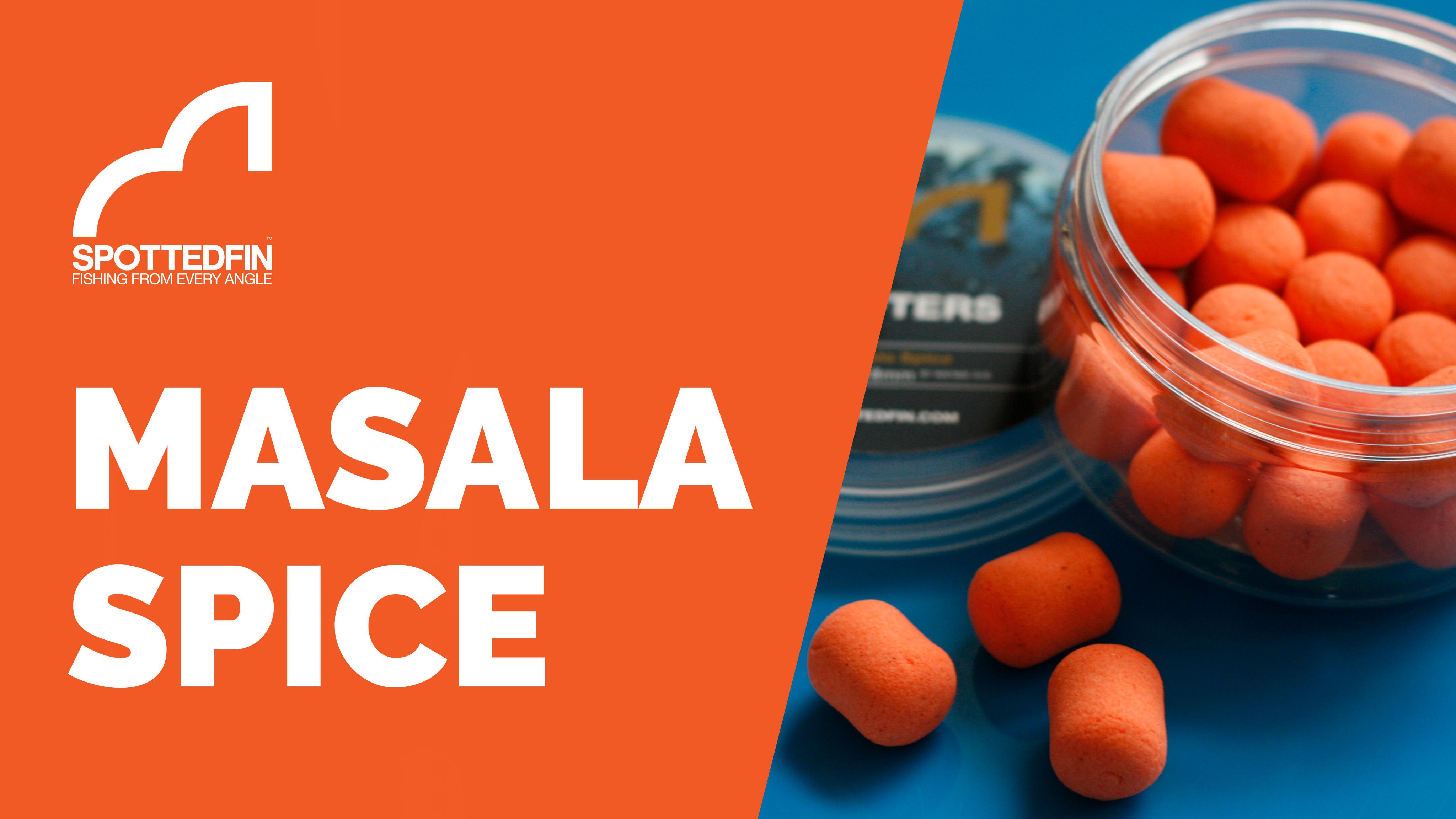 Spotted Fin - Produkty Masala Spice