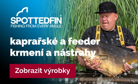 Spotted Fin - kaprařina a feeder