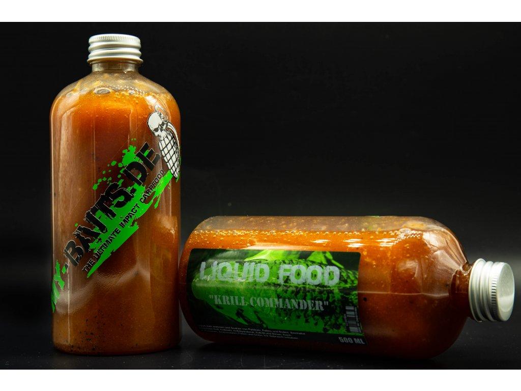 "My-Baits Liquid Food ""Krill Commander"" 500 ml"