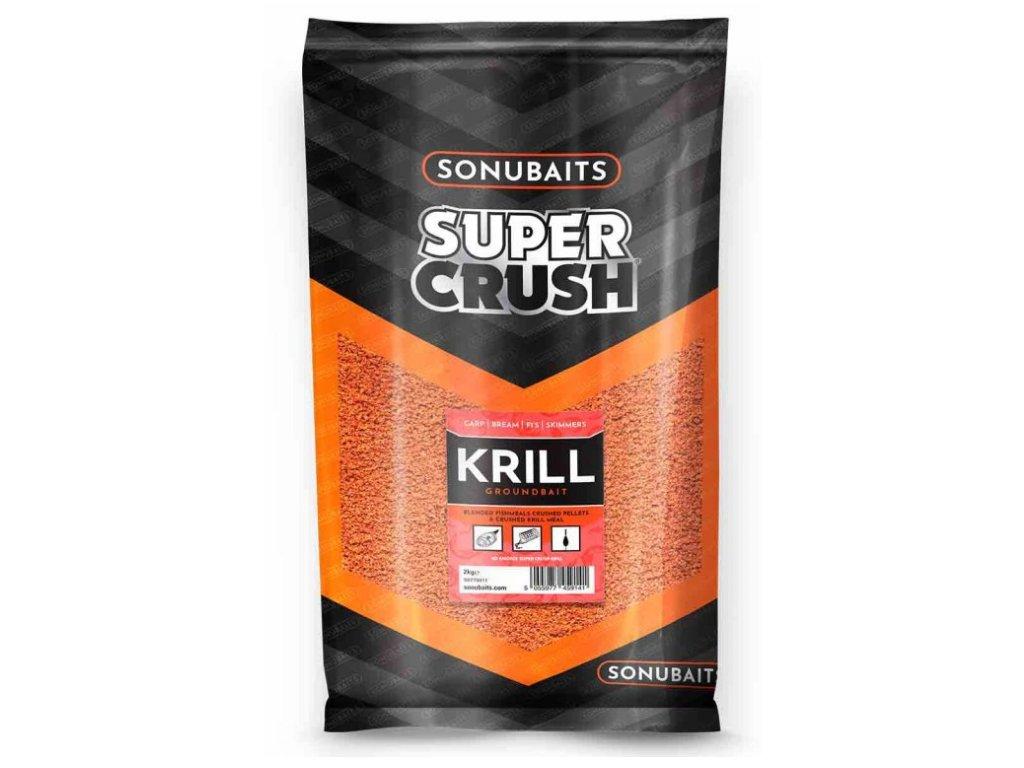 Sonubaits krmeni Supercrush Krill 2 kg