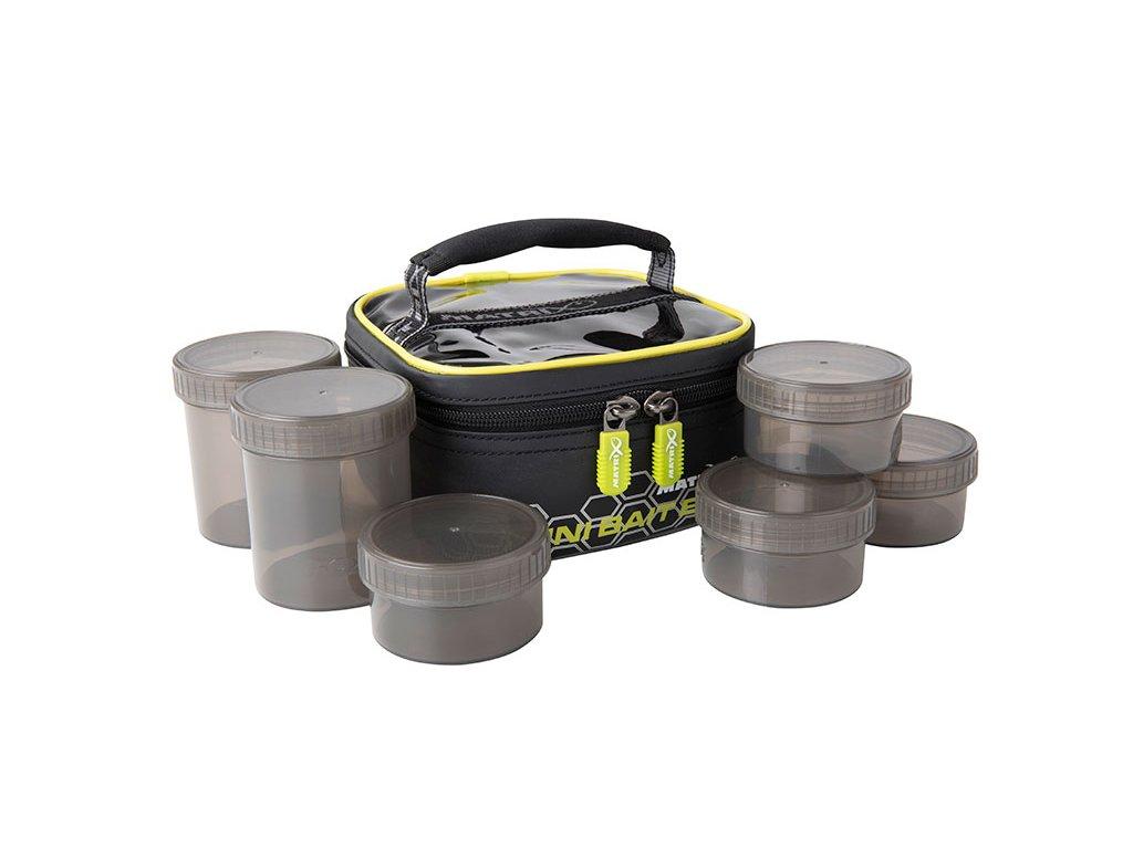 mini bait bag pots out wht