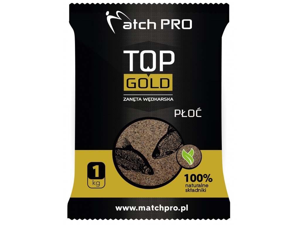 TOP GOLD PŁOĆ Zanęta MatchPro 1kg