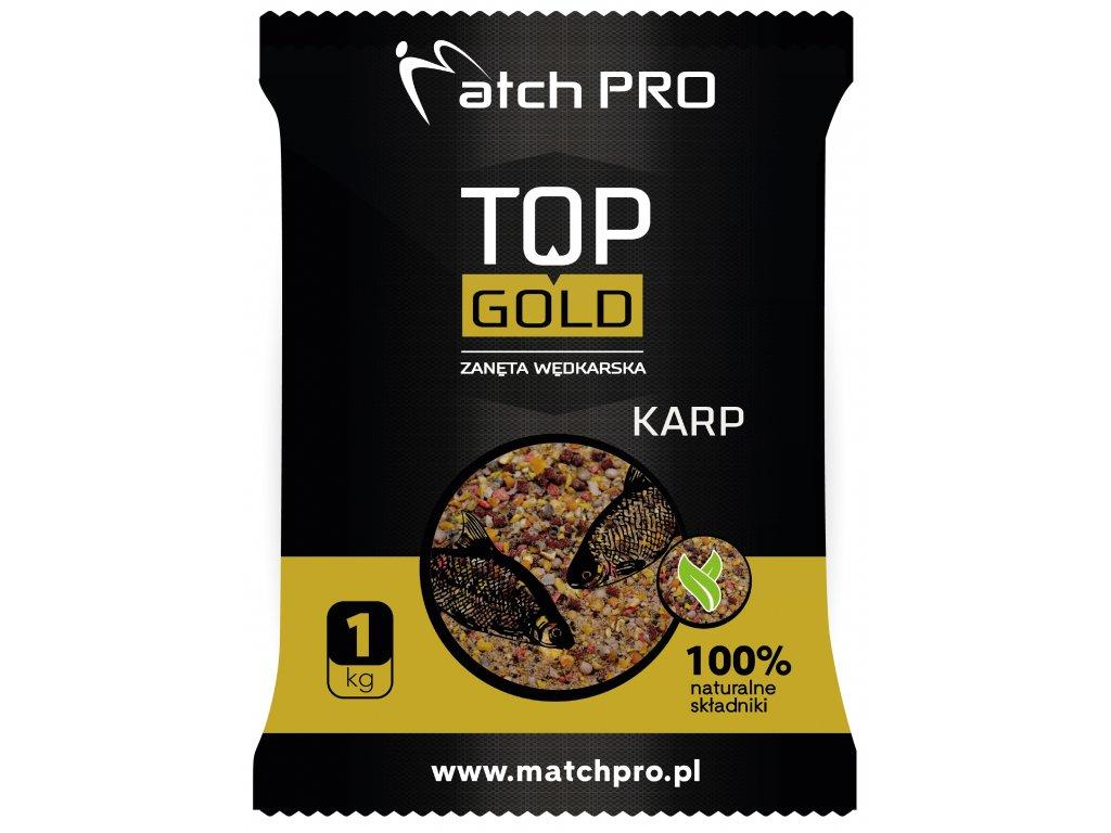 TOP GOLD KARP Zanęta MatchPro 1kg