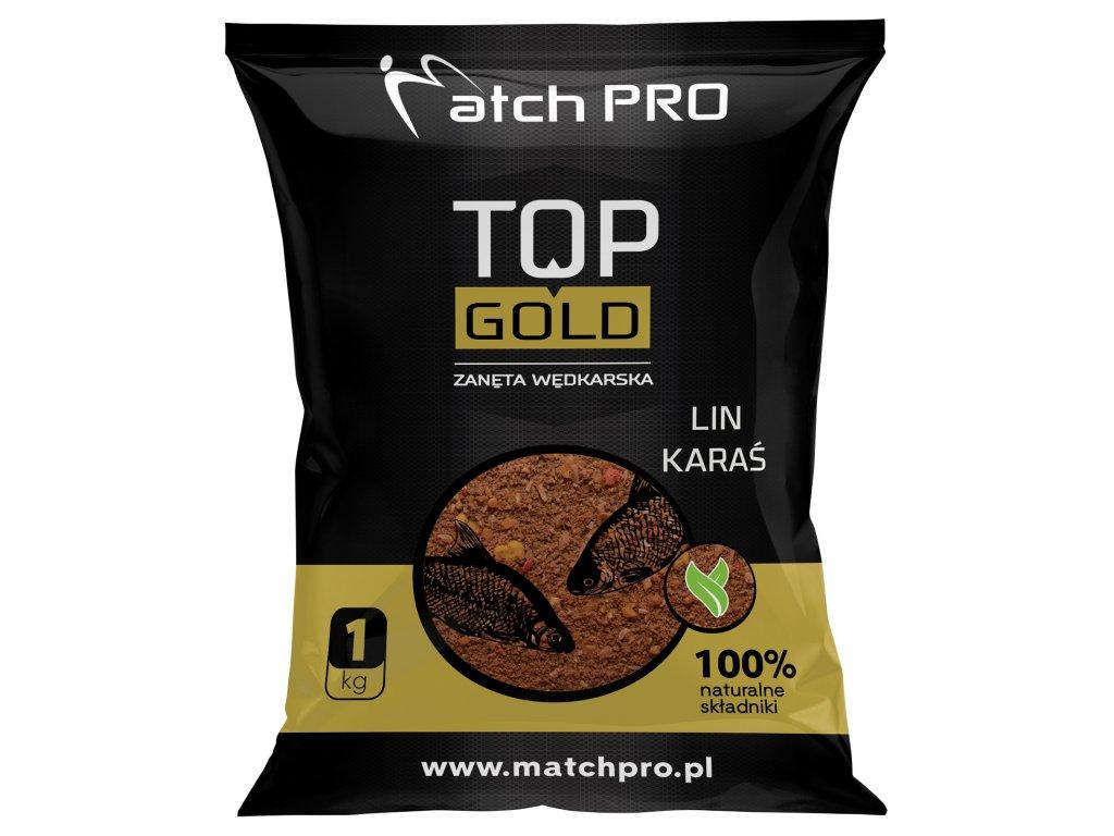 TOP GOLD LIN, KARAŚ Zanęta MatchPro 1kg
