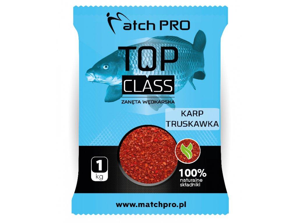 TOP CLASS KARP TRUSKAWKA Zanęta MatchPro 1kg