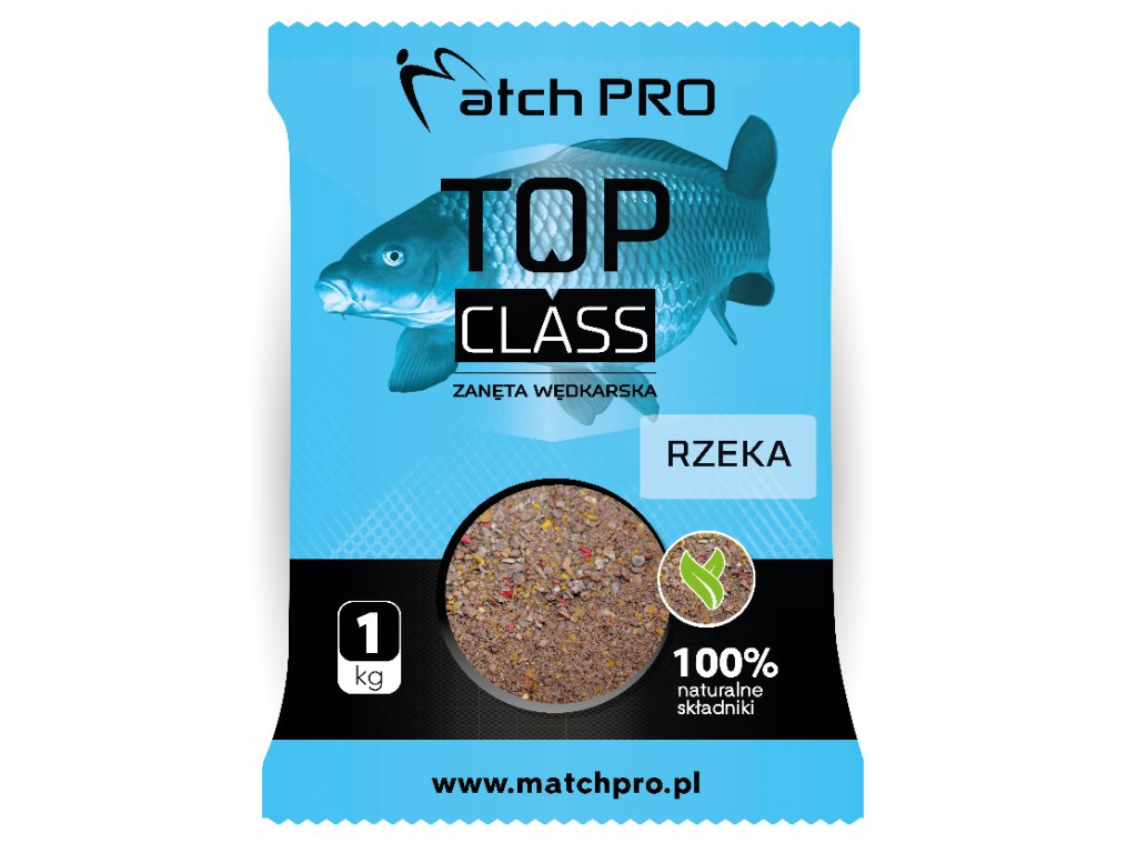 TOP CLASS RZEKA Zanęta MatchPro 1kg