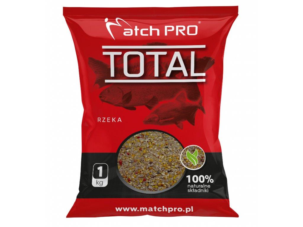TOTAL FEEDER RZEKA Zanęta MatchPro 1kg