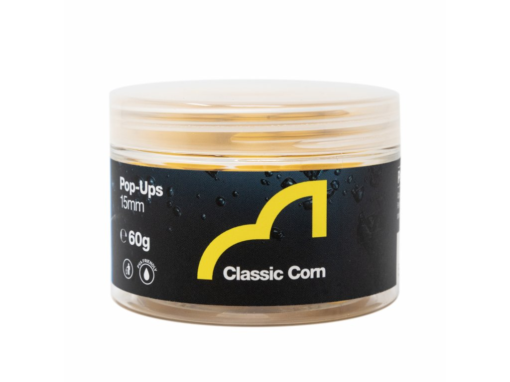 SpottedFin Classic Corn Pop-Ups 60 g
