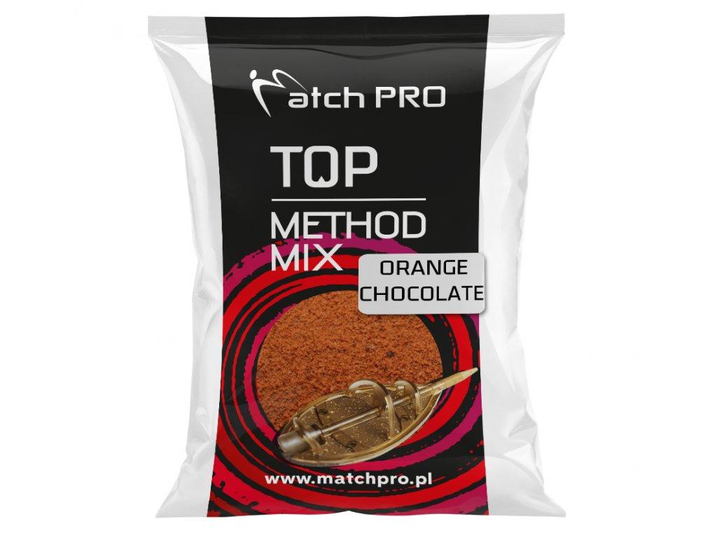 METHODMIX ORANGE CHOCOLATE Zanęta MatchPro 700g