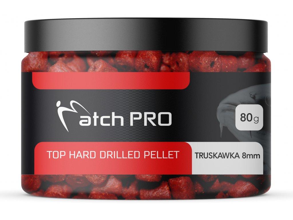 TOP HARD TRUSKAWKA 8mm DRILLED Pellet MatchPro 80g