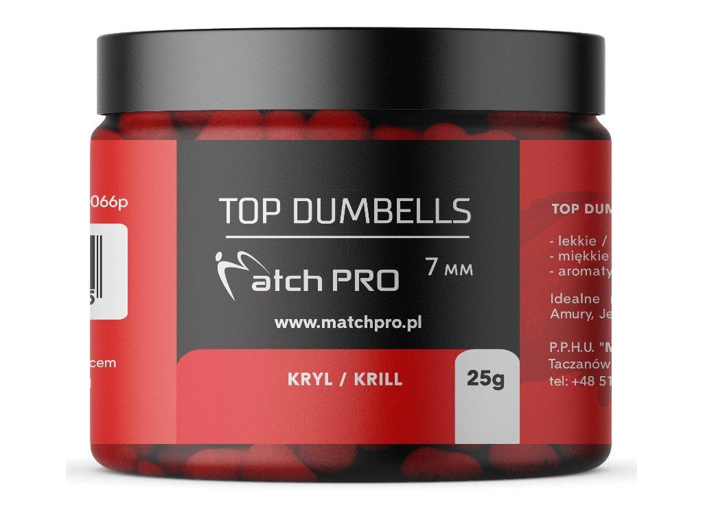 TOP DUMBELLS KRILL 7mm 25g MatchPro