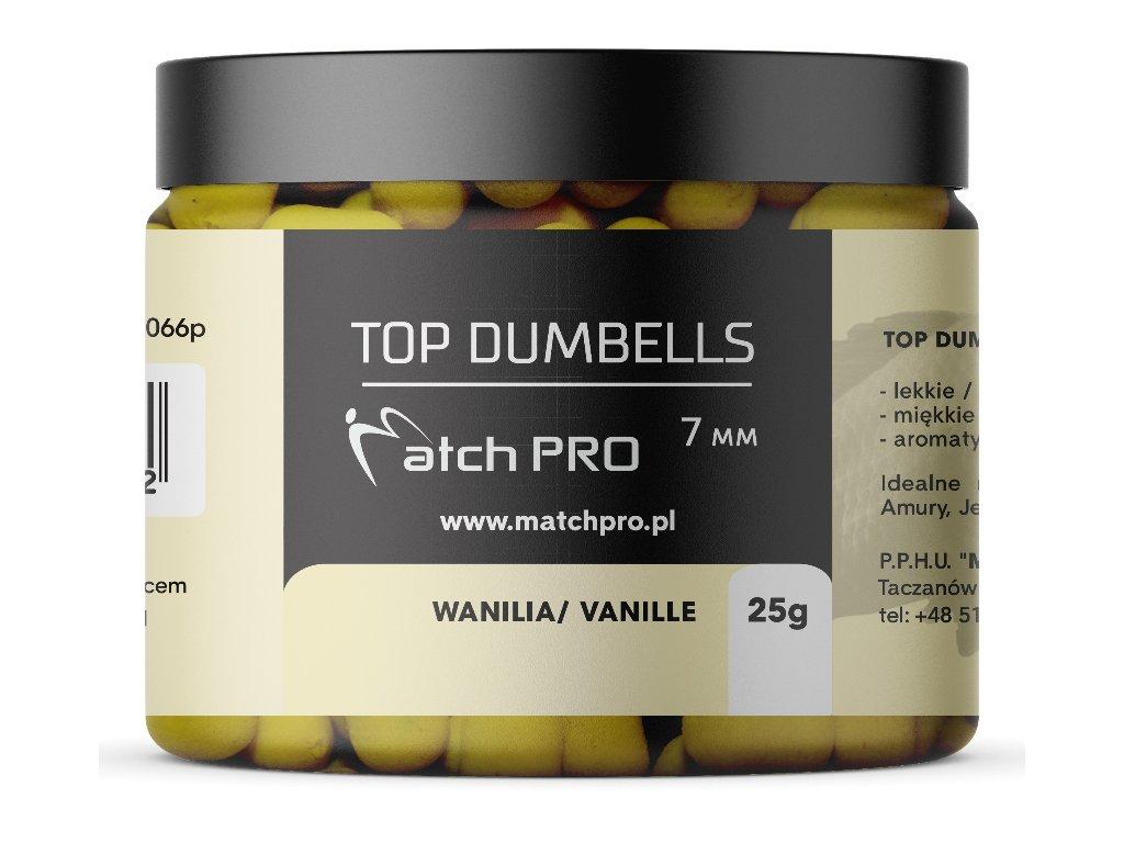 TOP DUMBELLS VANILLE 7mm 25g MatchPro