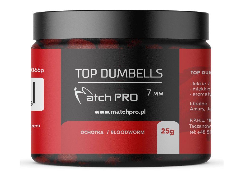 TOP DUMBELLS BLOODWORM 7mm 25g MatchPro